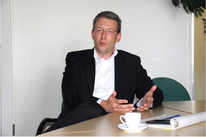 Alexander Reichel im Interview mit dem SAGE Nachfolgeplaner